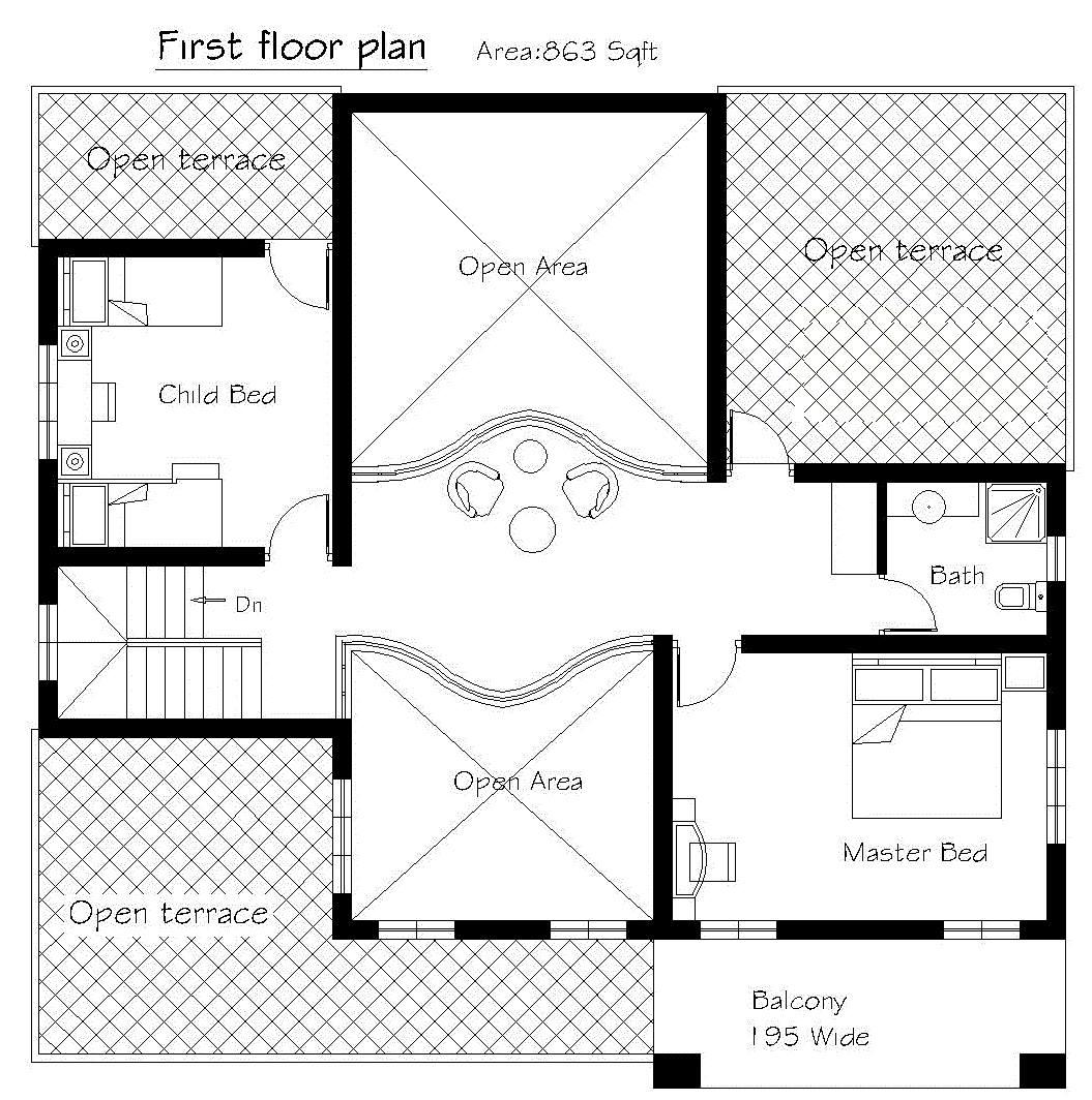 2811 Square Feet Kerala Home Design (1)