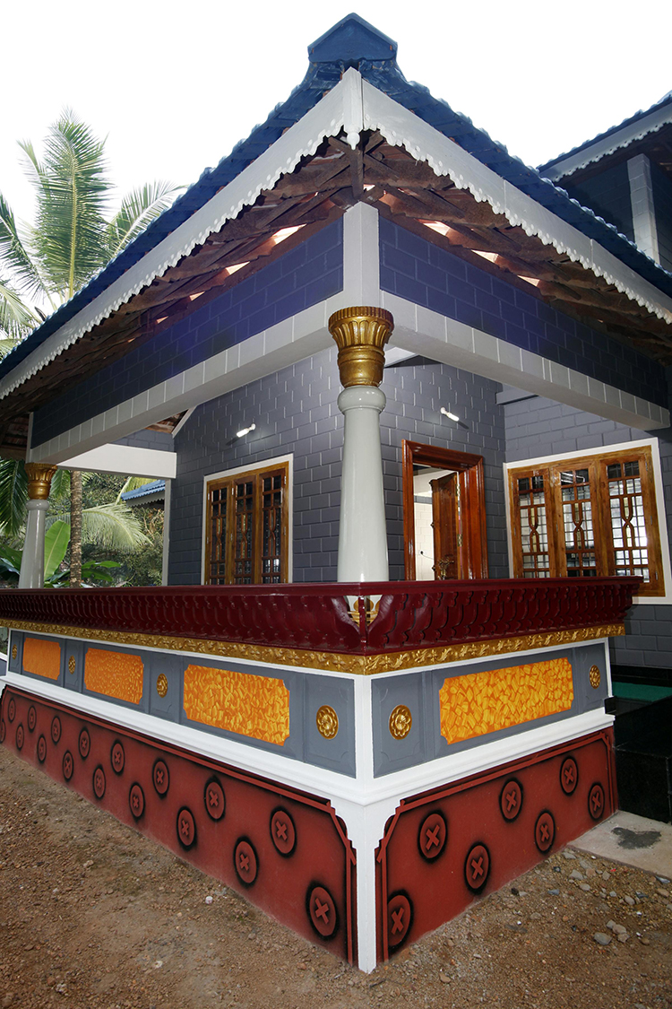 850 square feet 2bhk kerala home design home pictures for Sq 850