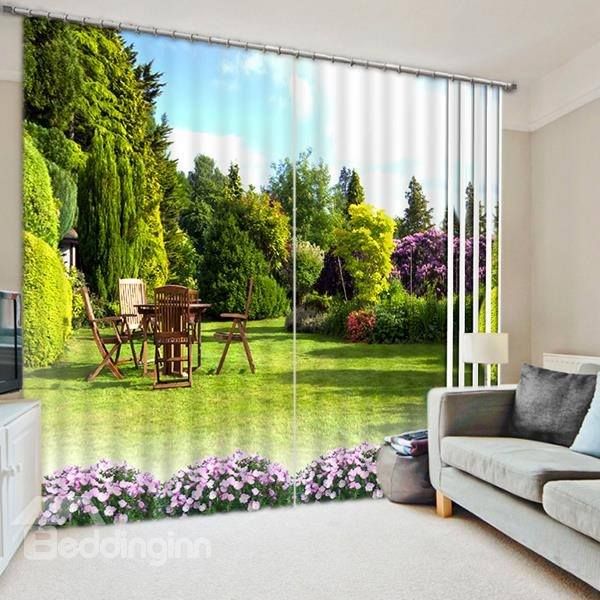 Amazing 3D curtains Latest Collections (1)