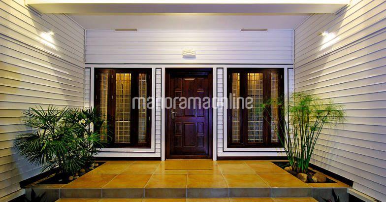 Modern Home Design At Kalathodu (1)