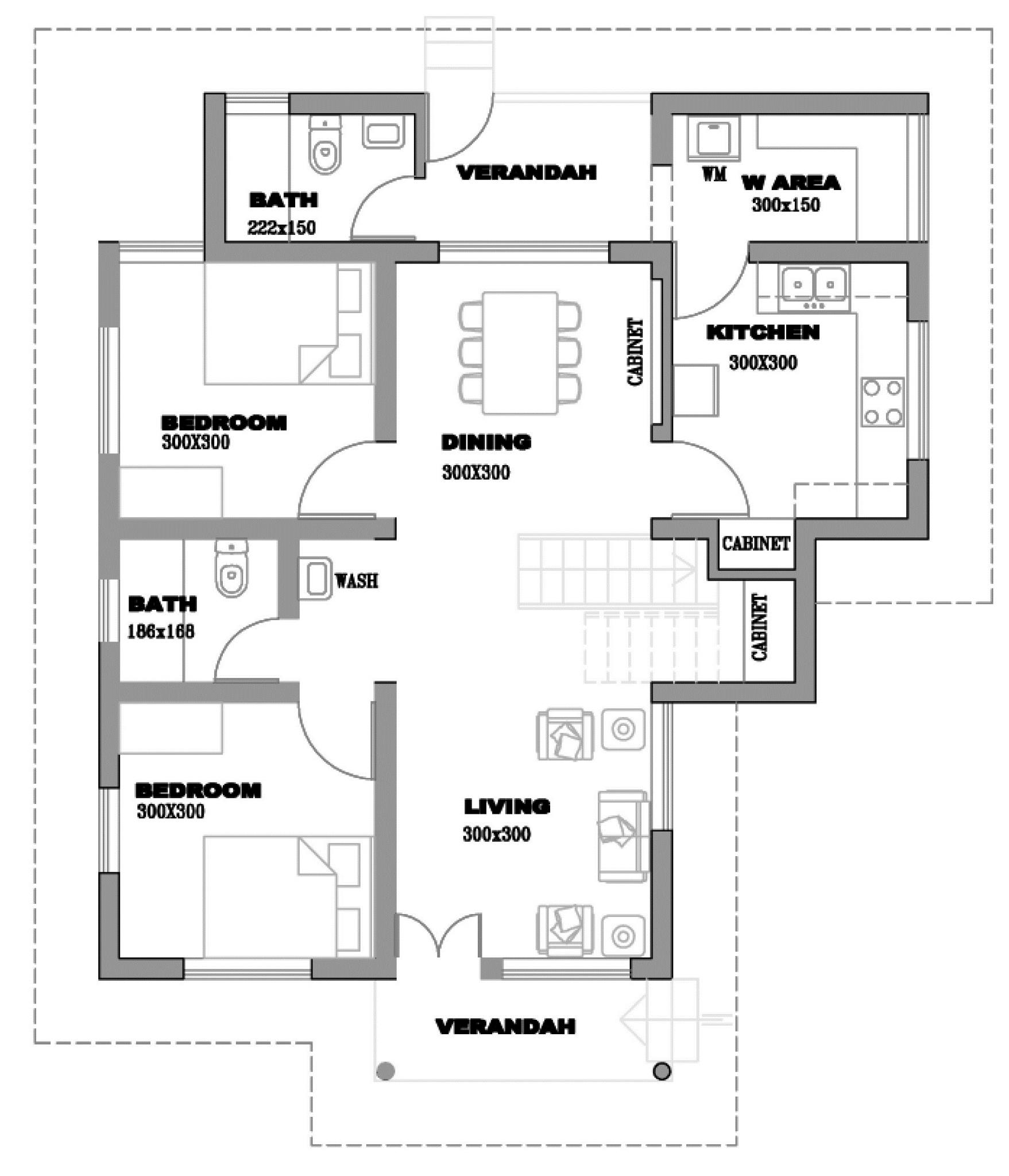 New model kerala home design home pictures New model house plan