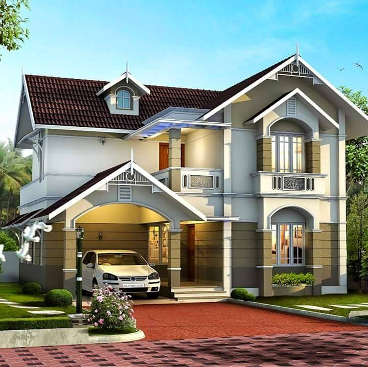 Photo of 4 bed room  Modern home design