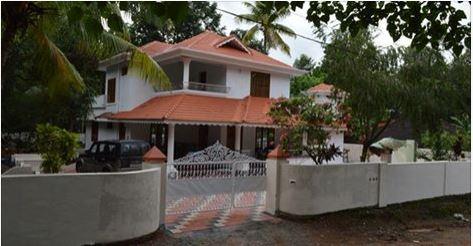 Photo of Beautiful kerala Home Design in 2500 sq ft