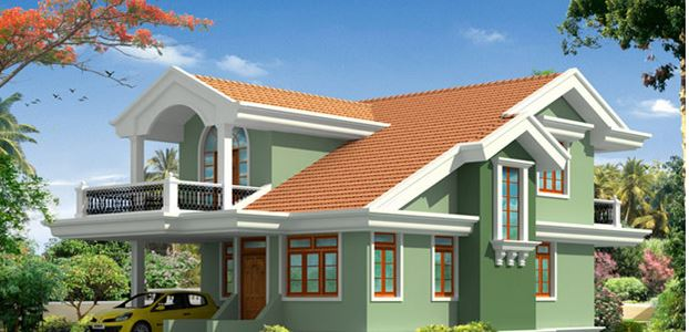 Photo of 2108 SQ FT HOME DESIGN Plan