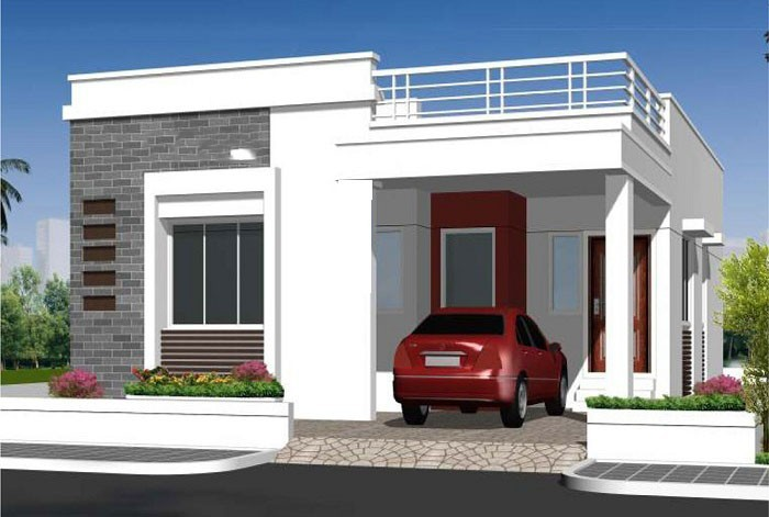 Low budget house archives home pictures for Low cost house plans with estimate