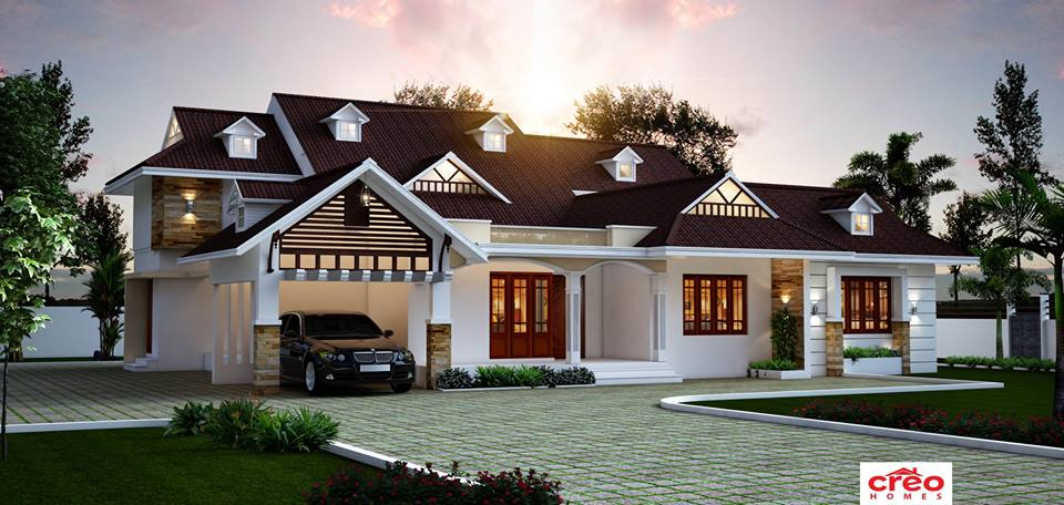 single storey house design home pictures