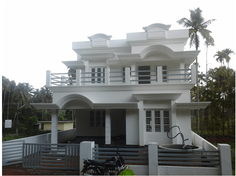 28 home design for 4 cent 1436 sq ft double floor for 50 most beautiful houses in india