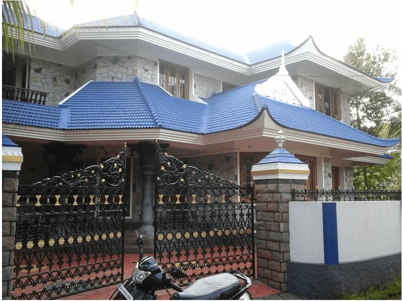 Photo of Beautiful 4 bedroom home design in ernakulam 2900 Sq. Ft.