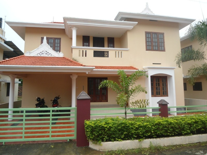 Photo of 3 Bedroom New Home In 5.16 Cent land Ernakulam 1960 Sq Ft