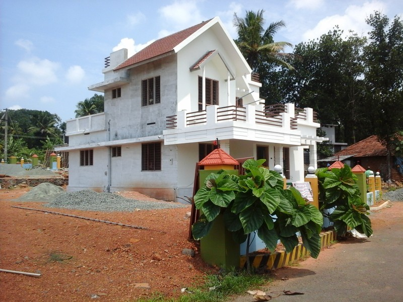 Photo of 1800 sq.ft, 3 or 4 bedroom house 5.5 cents land