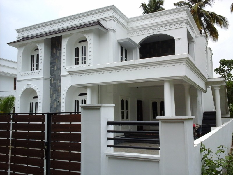 4 bedroom luxury home of 2750 square feet in st for Home and land design