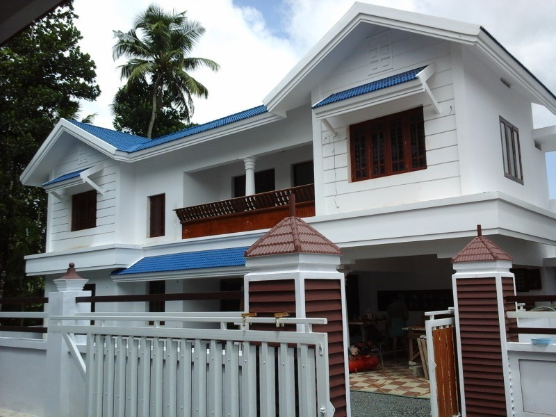 Photo of 2,508 square feet, at 8% of the land 4 bedroom villa new