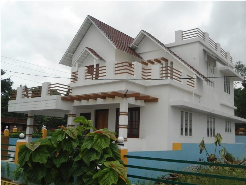 1600 square feet or 1800 square feet villa Former Marine Land 7.3 5.5 cents land