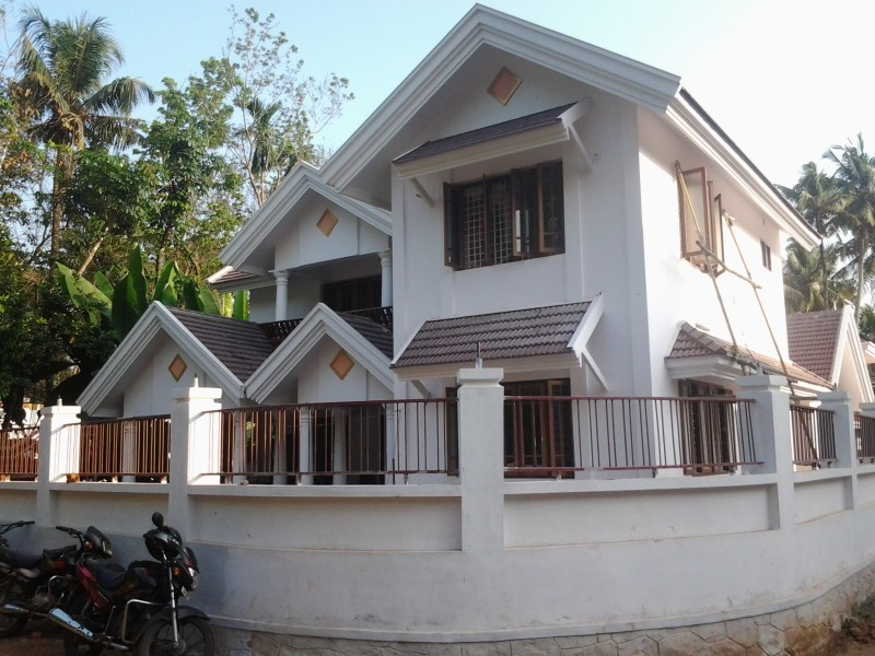 Photo of 2,746-square-foot, four-bedroom house in 9.711 cents land