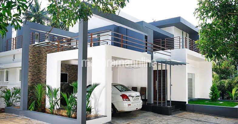 Photo of beautiful new home design
