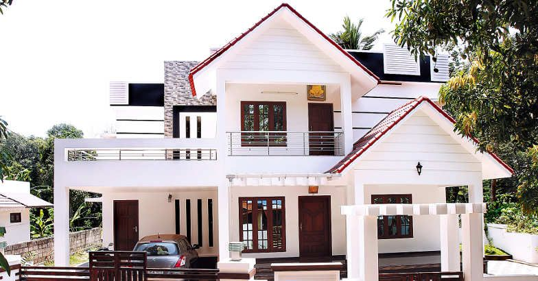 Photo of Beautiful kerala home design 2570 Sqft