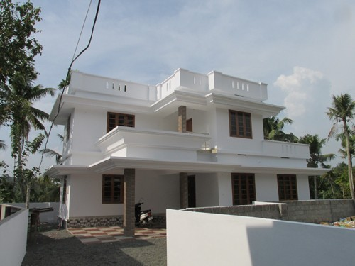 Photo of 1650 Sq.ft 3 BHK Villa at Kakkanad, Ernakulam.