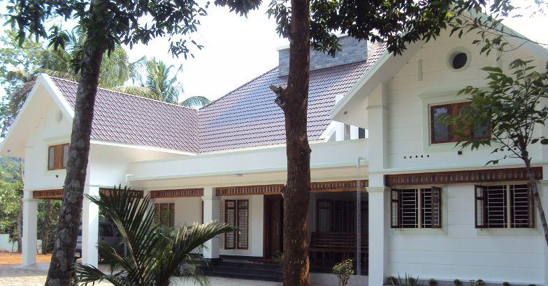 Photo of 2700 Square Feet Home Design In Mannarkkad,Kerala