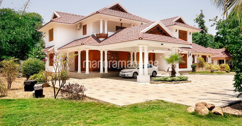 Photo of 5000 Square Feet NRI Luxury Home Design