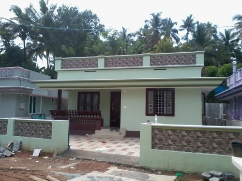 Photo of 650 Sq ft 2 BHK beautiful House at Pallikkunnu,Thrissur