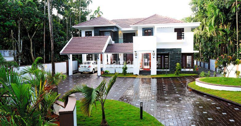 Contemporary Modern Mix Home Design