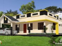 1185 Square Feet Home For 17 Lakhs