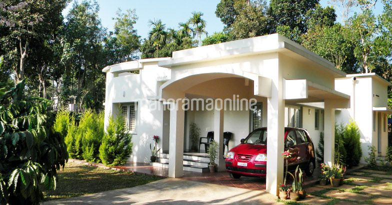 1350 Square Feet Home For 27 Lac
