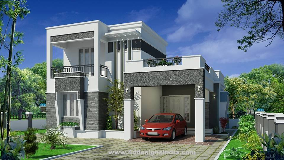 Photo of Budget Home -Total Construction cost – 22lac–1420 sqft.(3 Bedroom)