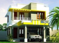 1400 Square Feet 3BHK Bedroom Construction Cost 22 Lac