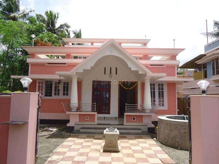 Photo of 1550 Square Feet 4BHK Home Design At 9 Cent Plot