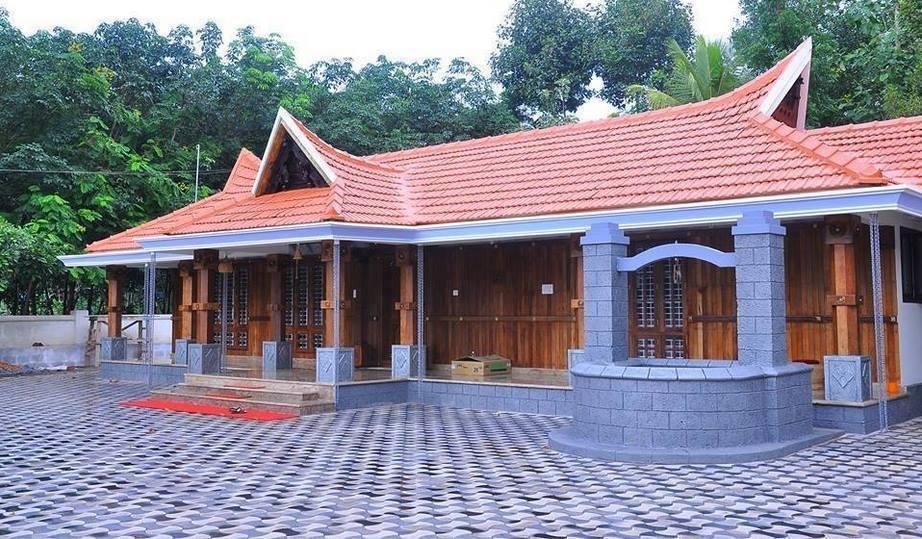 Photo of 1240 Square Feet Single Floor Kerala Home Design