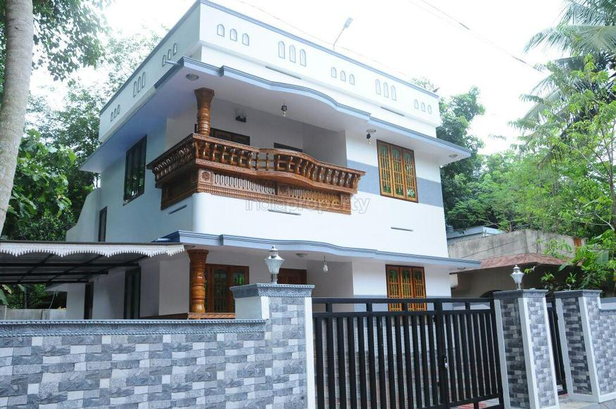 1800 Square Feet 4 Bedroom Home Design At Kattakada