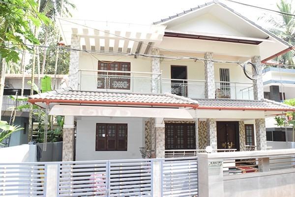 Photo of 2100 Square Feet Latest Model Kerala Home Design