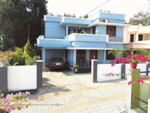 Photo of 2300 Square Feet 3BHK Kerala Home Design