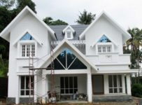 2350 Square Feet 4BHK Luxury Kerala Home Design At Pala In 14 Cent