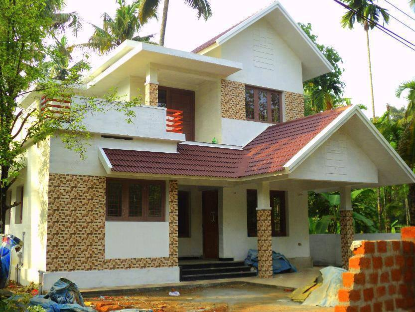 2400 Square Feet 3BHK Kerala Home Design
