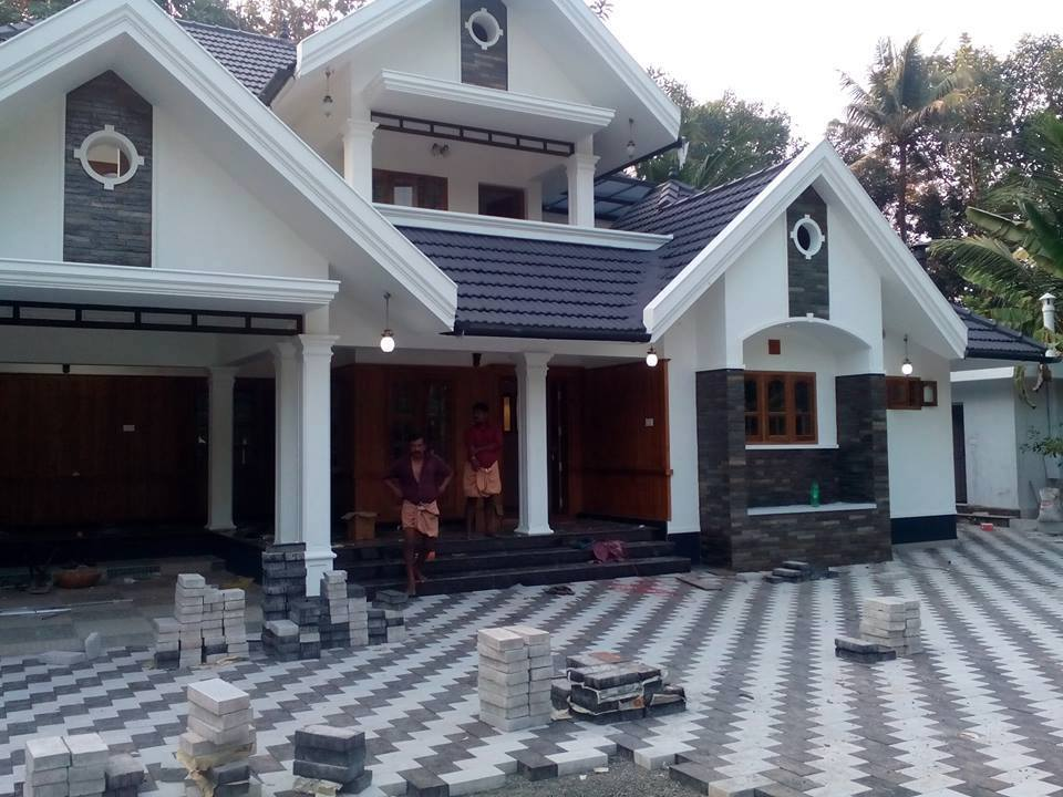 Photo of 2700 Square Feet Double Floor Kerala Home Design