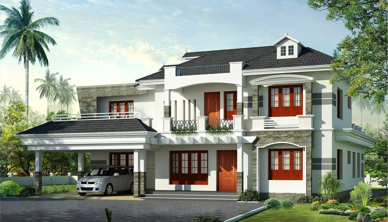 Photo of 2811 Square Feet Kerala Home Design