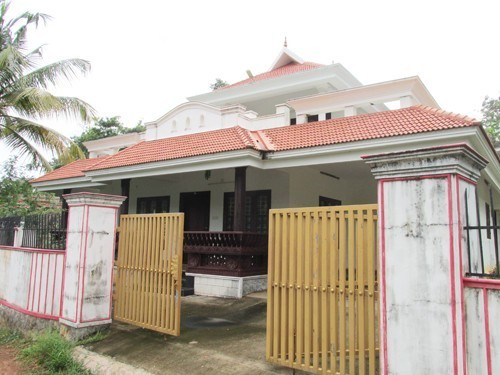 Photo of 2850 Square Feet 3BHK Double Storied Kerala Home Design At Chegannur