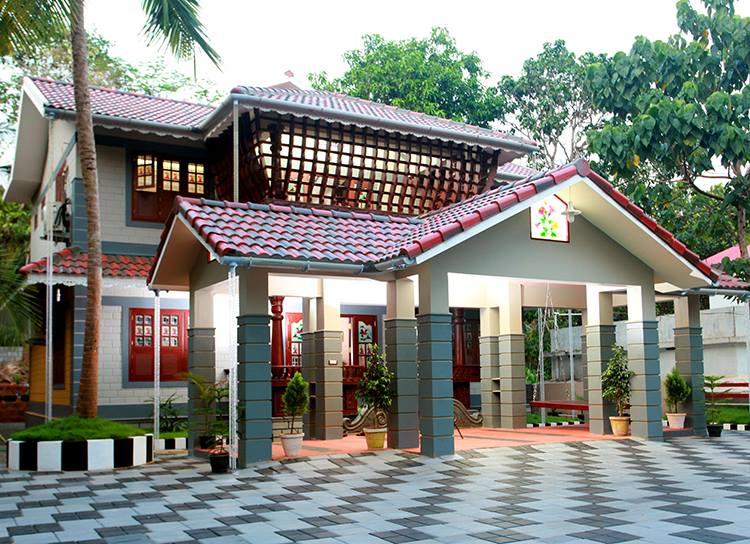 Photo of 4BHK Kerala Home Design For 35 Lacks