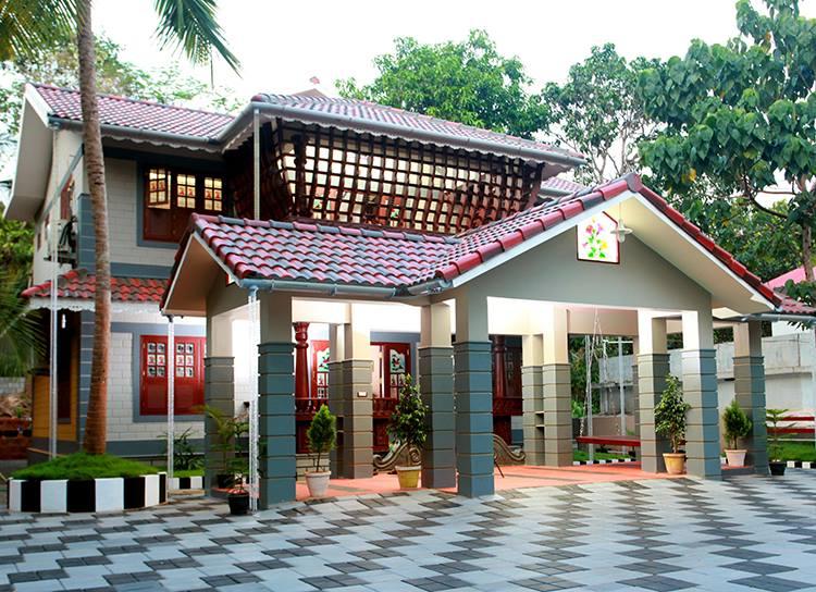 Photo of 4BHK Kerala Home Design For 35 Lacks