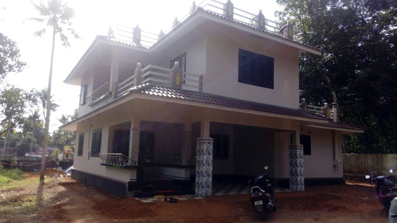 5BHK Luxury Kerala Home Design