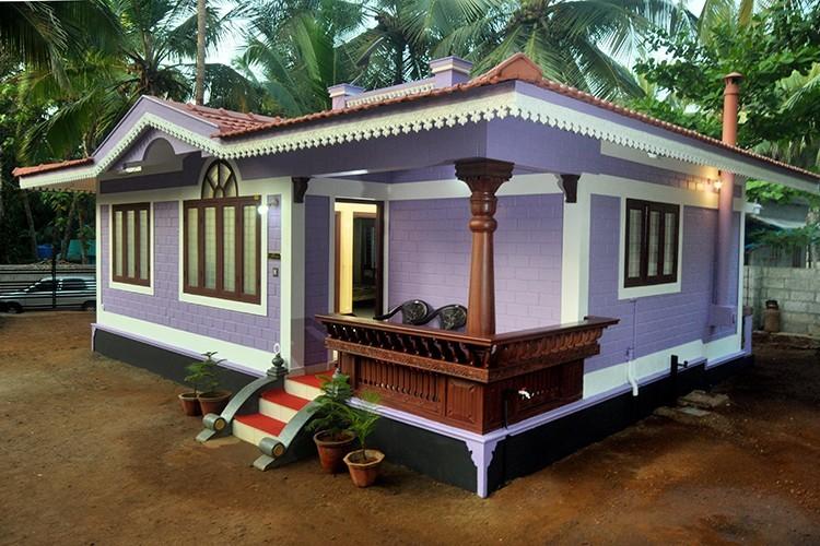 Photo of 750 Square Feet Small Kerala Home Design