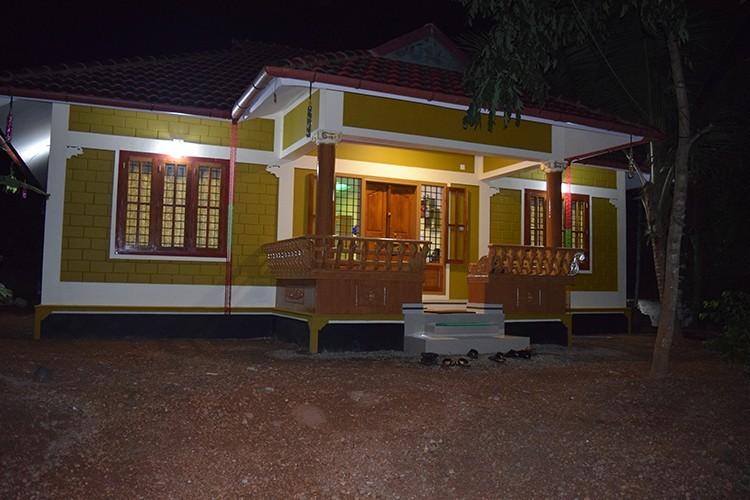 Photo of 800 Square Feet Kerala Home Design For 10 Lack