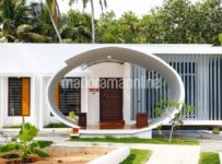 Special Design Single Storeyed Home