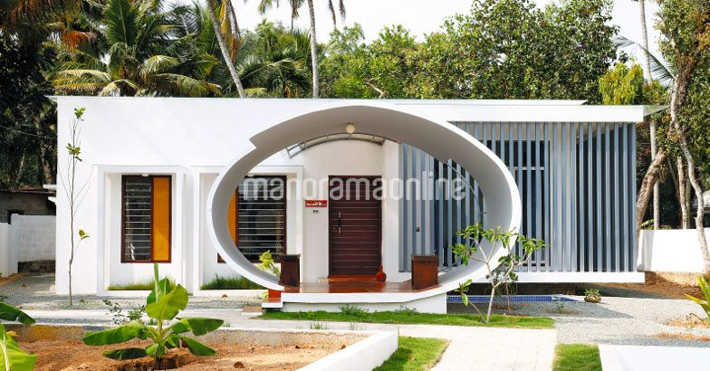 Photo of Special Design Single Storeyed Home