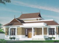 1400 Square Feet 3BHK Kerala Home Design