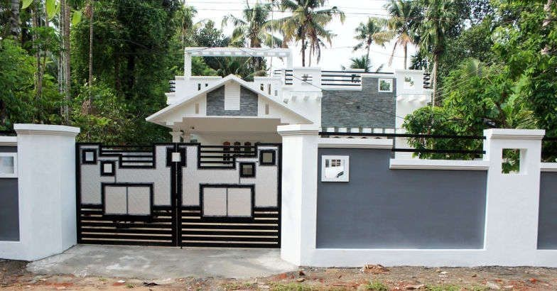 Photo of 1700 Square Feet 3 Bedroom Kerala House Design For 30 Lac