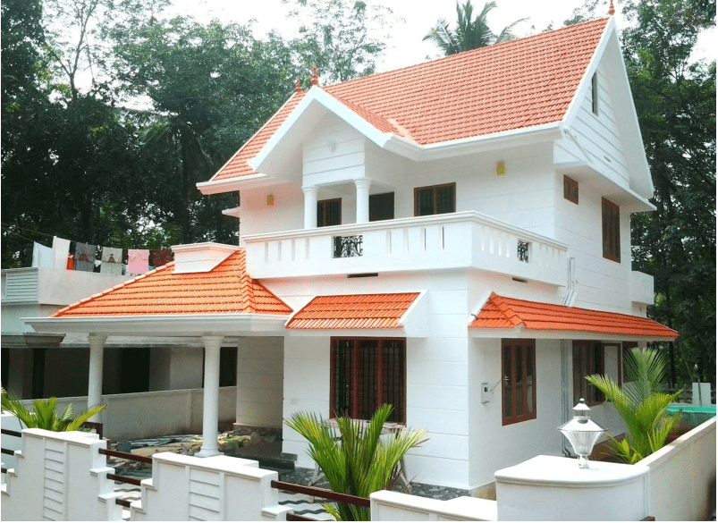 Photo of 1700 Square Feet 3BHK Kerala Home Design At Angamaly,Ernakulam