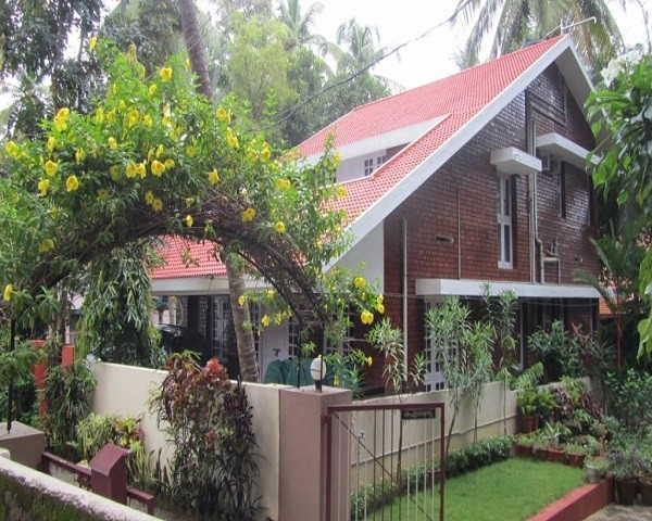 Photo of 1750 Square Feet 3BHK Kerala Home Design At 7 Cent Plot